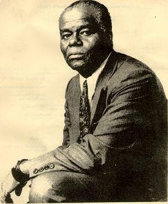 Dr. John Henik Clarke