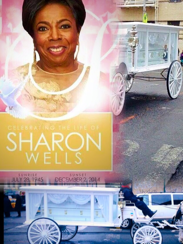 RIP Ms. Sharon
